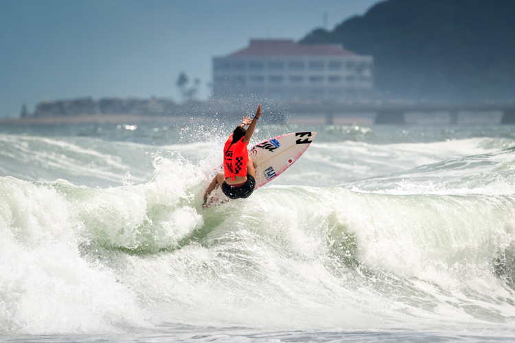 Surfing: the host country, Japan, has automatically secured one slot for a male athlete and another one for a female surfer in Tokyo 2020 | Photo: ISA