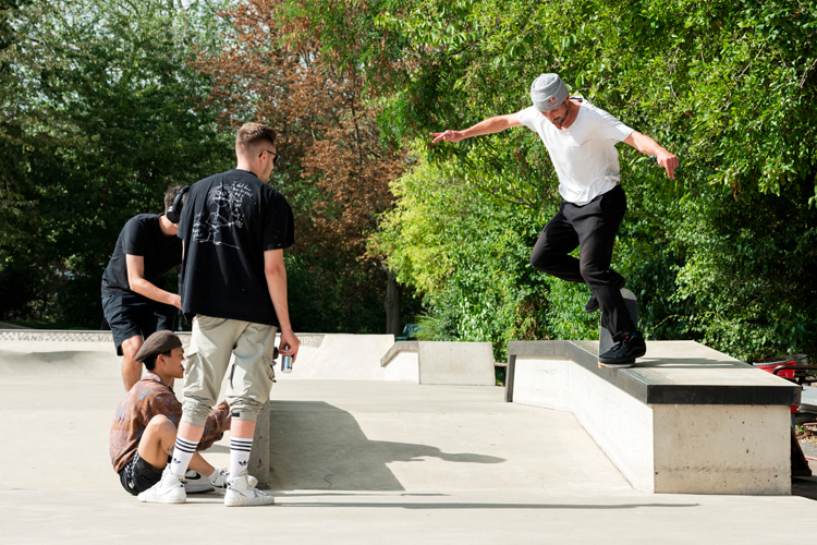 Skateboarding: learn how to shoot a professional video | Photo: Red Bull