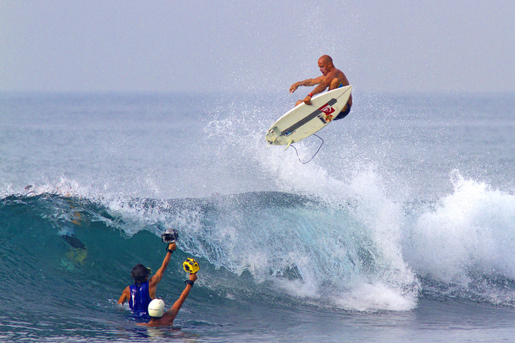 Surfing: social media is slowly killing surfing's core values | Photo: Shutterstock