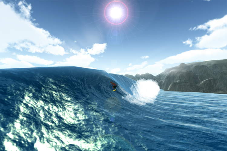 Shorebreak: a new surfing game by Senne De Pré