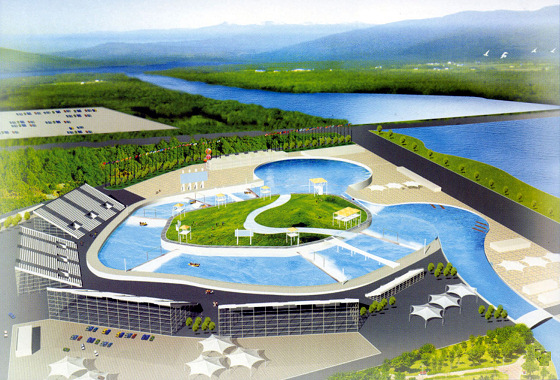 Shunyi Olympic Aquatic Park: wakeboarding is welcome here
