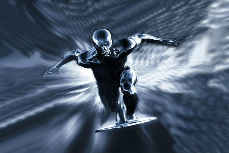 The fantastic history of the Silver Surfer