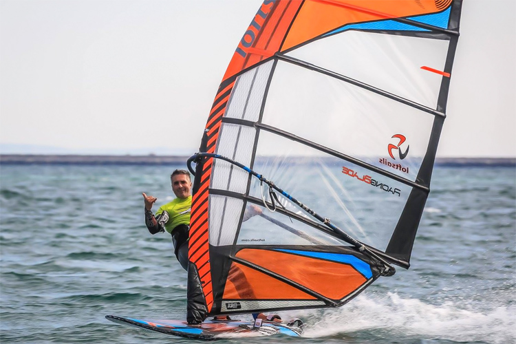 Simon Cofield: winner of the 2016 Weymouth Speed Week | Photo: WSW