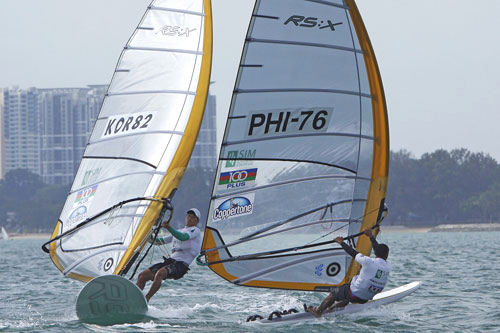 29th Singapore Windsurfing Open