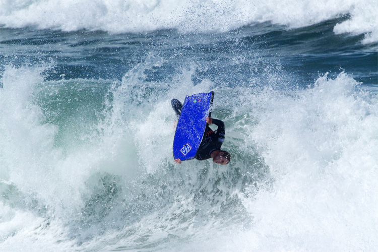 Sintra Portugal Pro: the longest running bodyboarding event on the World Tour | Photo: Sintra Portugal Pro