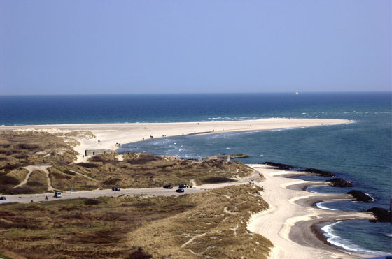 Skagen, Denmark: wind and beautiful beaches for kitesurfing