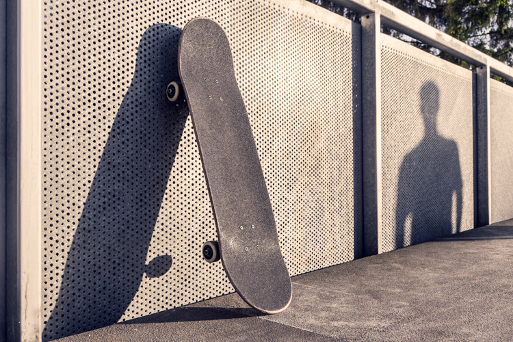 Skateboards: a beginner skater should ask for advice when buying the first setup | Photo: Shutterstock