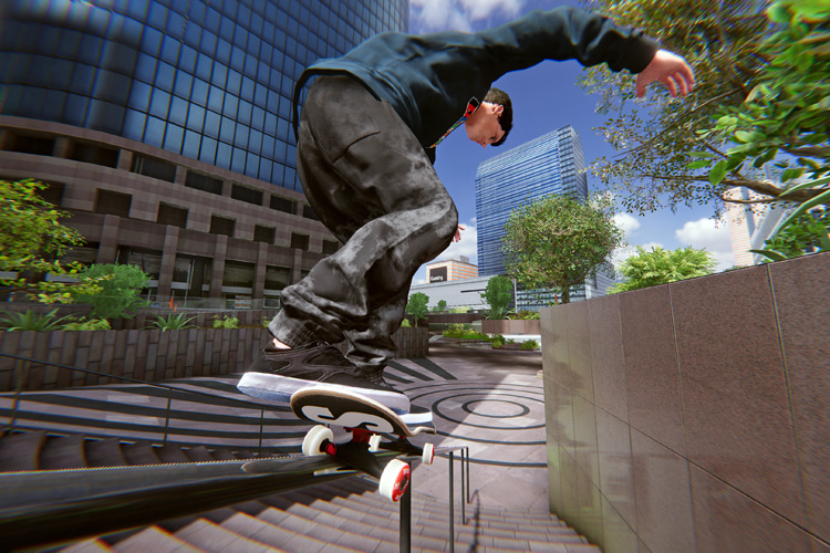 Skateboarding games: the first skate game was released in 1986 for arcades