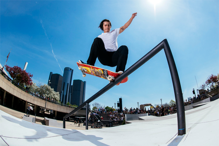 Skater of the Year: the annual award is announced by Thrasher Magazine | Photo: Red Bull
