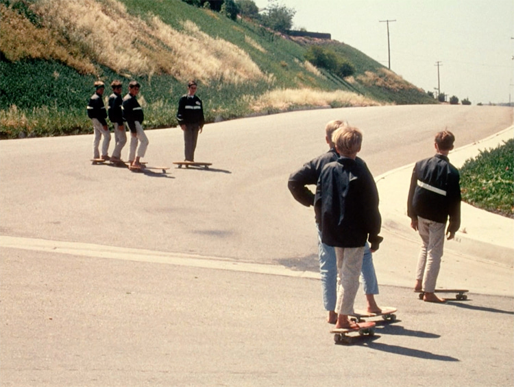 Skaterdater: the skateboard movie was nominated for an Academy Award in 1966