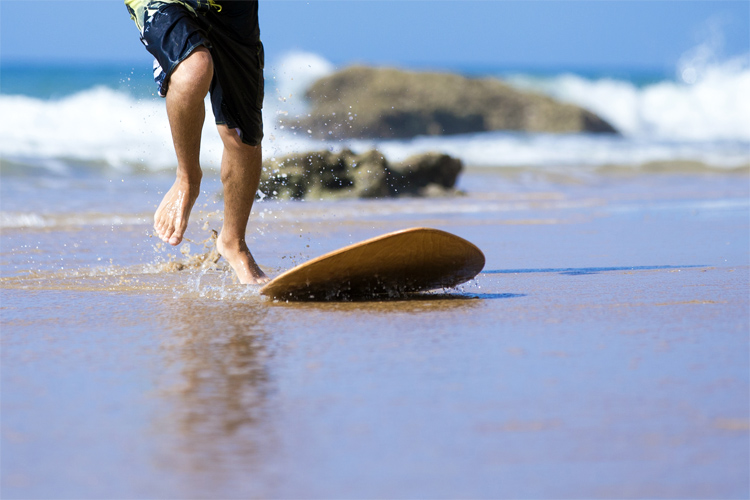 Skimboarding: a sport with a bright future | Photo: Shutterstock
