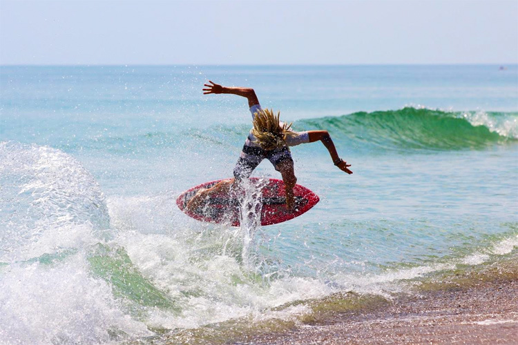 Skim USA: a youth-oriented skimboarding circuit | Photo: Laguna SoCal