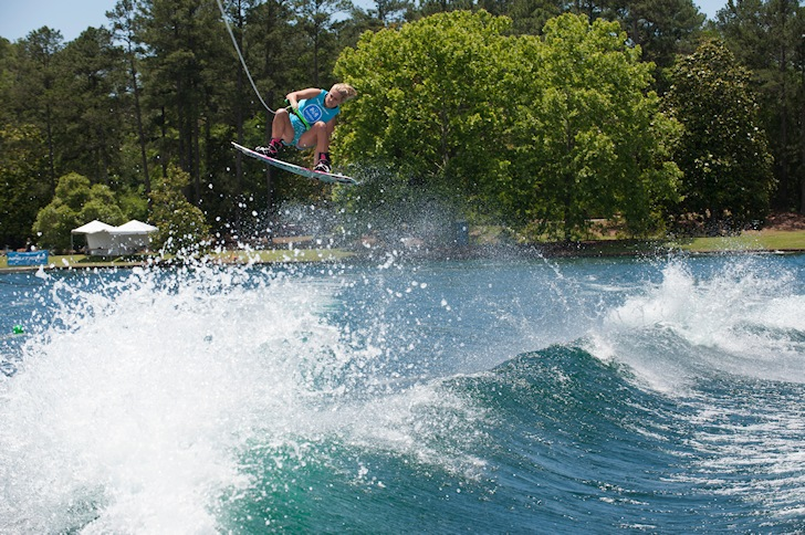 Masters Water Ski & Wakeboard Tournament: veterans know what they're doing