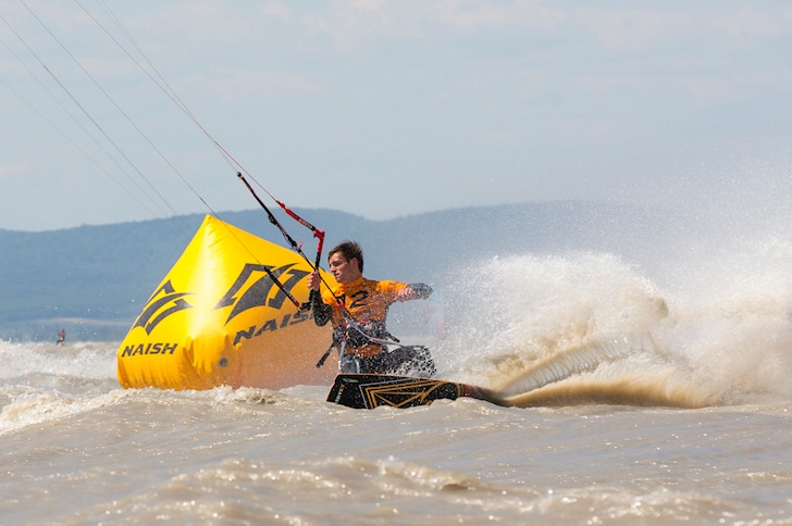 2014 PKRA Surf World Cup: 39 knots of wind