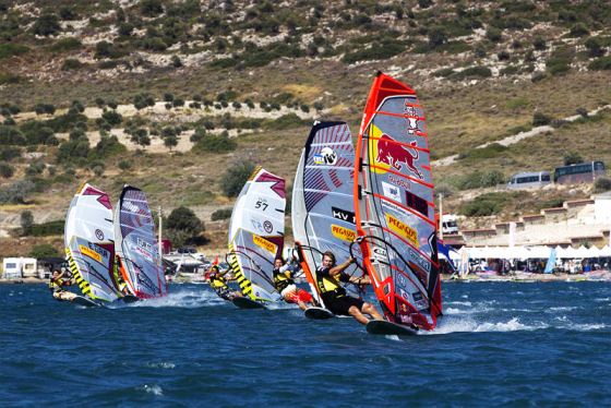 PWA World Tour: the windsurf race returns