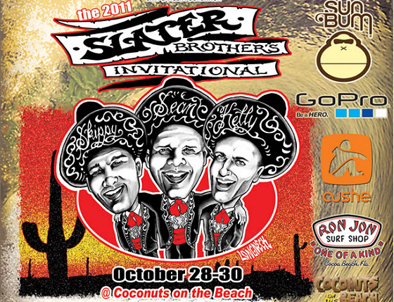 Slater Brothers Invitational: the Mexican surfers from Florida