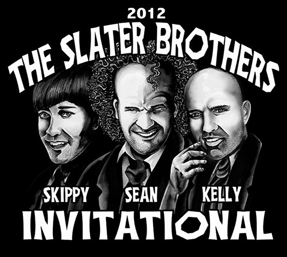 Slater Brothers Invitational: which one is Kelly?
