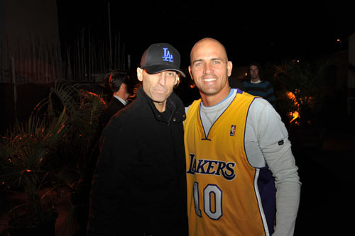 Kelly Slater: too tall to play basketball