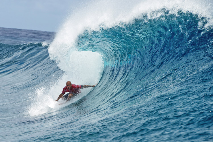 Kelly Slater: ready for Tokyo 2020 | Photo: WSL