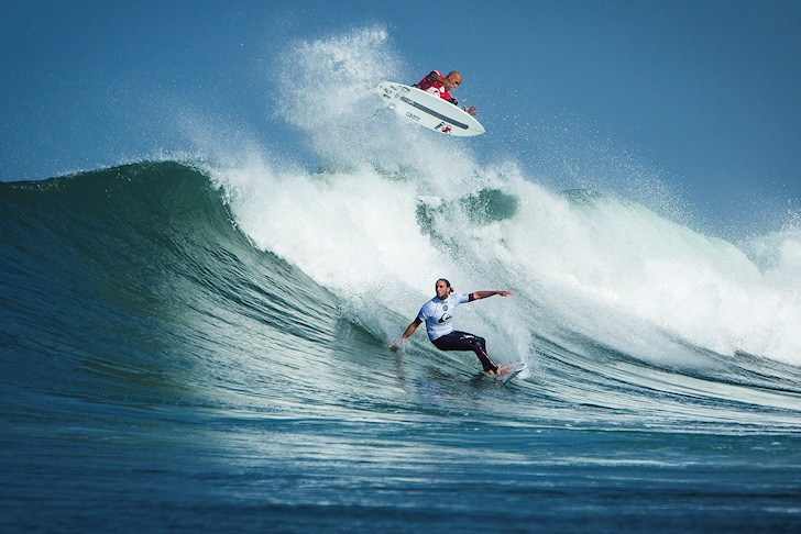 Wilkinson and Slater: this is not Photoshop | Photo: ASP/ Poullenot
