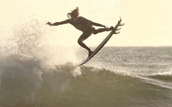Slow Dance: Craig Anderson by the eyes of Dane Reynolds