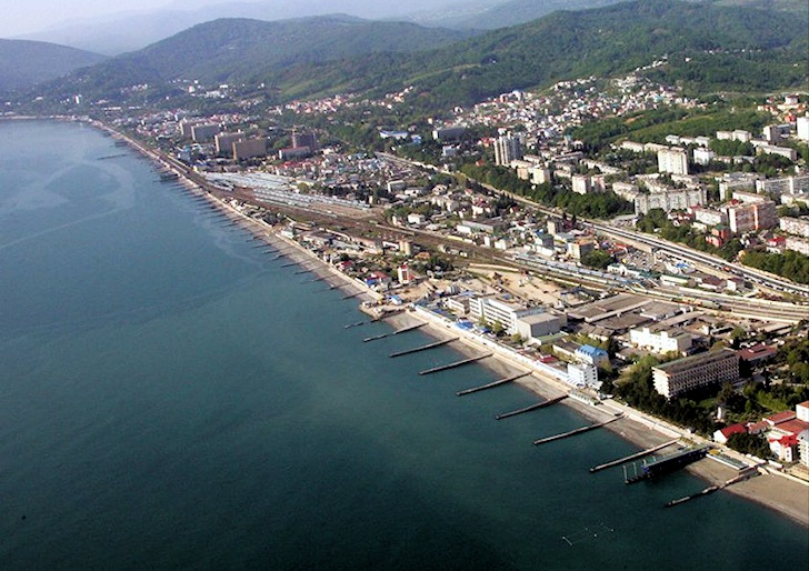 Sochi: have you missed jetties recently?