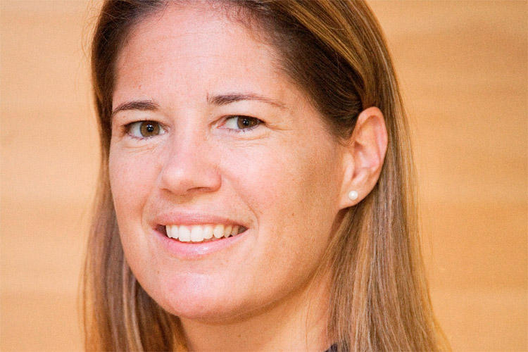 Sophie Goldschmidt: the new CEO of World Surf League | Photo: Youth Sport Trust
