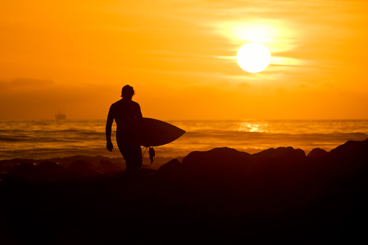 Soul surfer: someone who puts surfing at the top of his or her priorities | Photo: Shutterstock