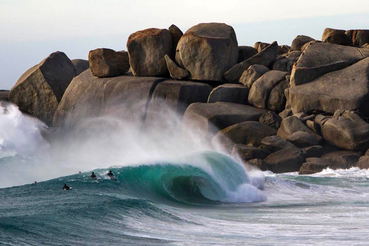 South Africa: land of right-hand dream waves | Photo: Ryan Janssens