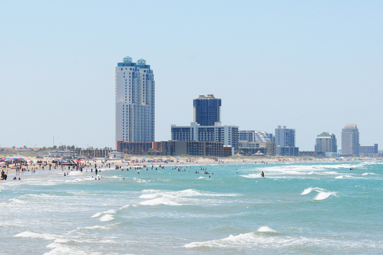 South Padre Island: Texan surfers love it | Photo: Vince Smith/Creative Commons