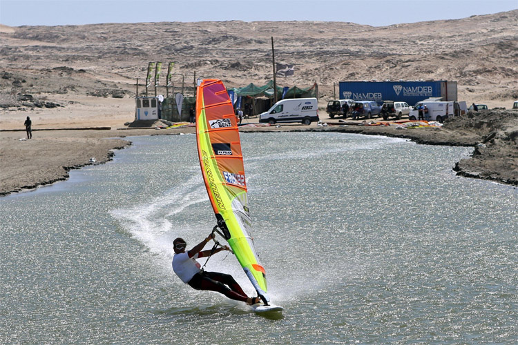 Speed Windsurfing: it's all about being fast | Photo: Carter/PWA