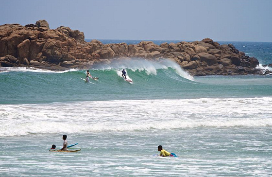 Spice Coast Open: sun and waves in India | Photo: Rammohan Photography