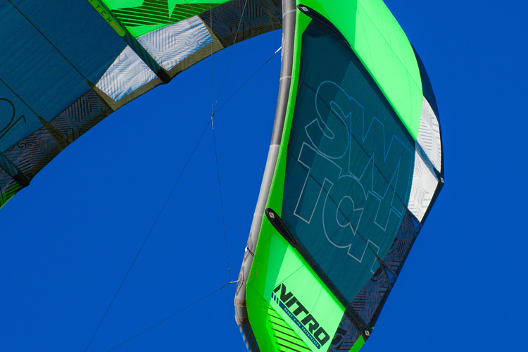 Spider Bridle: Switch is changing the way we kite