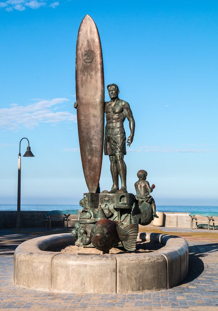 The Spirit of Imperial Beach: Imperial Beach, California, USA | Photo: Shutterstock