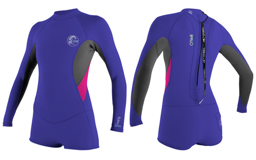 The Spring Wetsuit