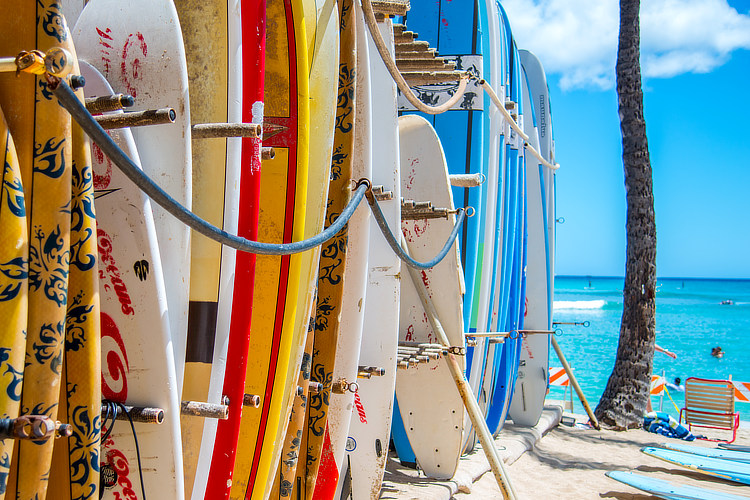 Surfing: Chaminade University of Honolulu developed a four-week Surf Studies course | Photo: Shutterstock