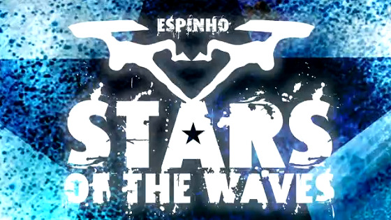 Stars of the Waves: Espinho has great waves