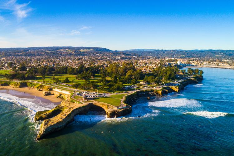 Steamer Lane: the heart and soul of Santa Cruz surfing