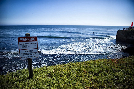 Steamer Lane: small is beautiful