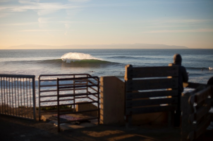 O'Neill Coldwater Classic: Steamer Lane is always one | Photo: O'Neill