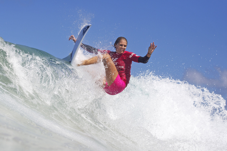 Stephanie Gilmore: Waterwoman of the Year 2015 | Photo: WSL/Matt Dunbar
