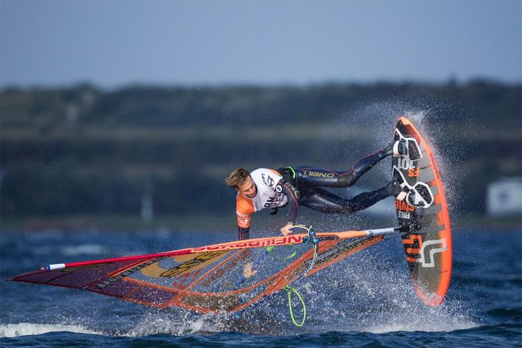 Steven Van Broeckhoven: fifth EFPT title in seven years | Photo: EFPT