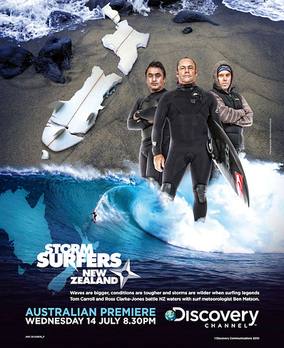Storm Surfers: we know these guys...
