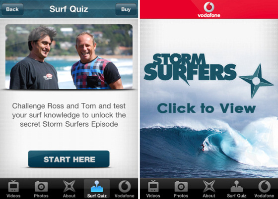 Storm Surfer: they bite the Apple