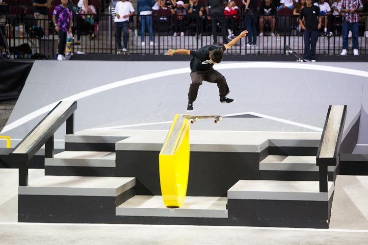 Street League Skateboarding (SLS): designed and run by Rob Dyrdek since 2010 | Photo: SLS