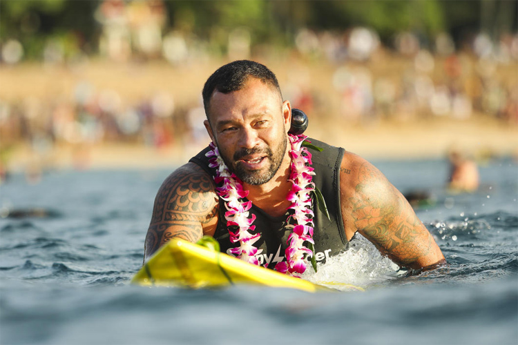 Sunny Garcia: one of the best Hawaiian surfers of all time | Photo: Cestari/WSL