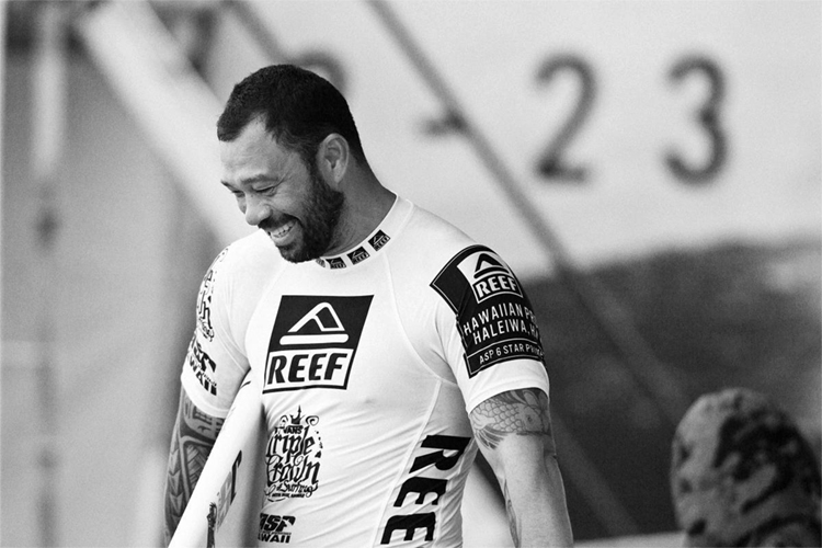 Sunny Garcia: one of the best power surfers of all time | Photo: WSL