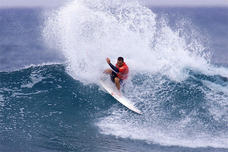 Pro Surfers Show Support for Sunny Garcia on Instagram After His Hospitalization