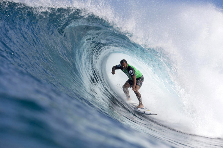 Sunny Garcia: the Hawaiian has six Triple Crown of Surfing titles in his trophy room | Photo: WSL