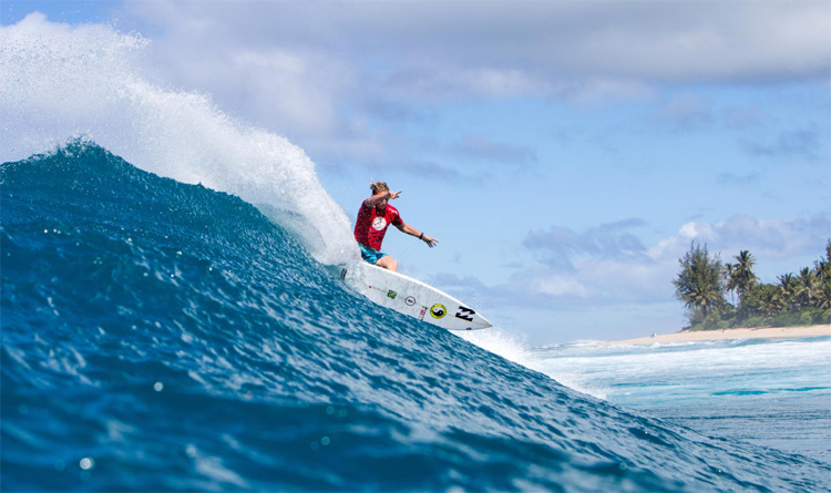 Sunset Beach: the Hawaiian breaks has its secrets | Photo: WSL